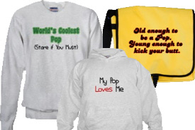 Pop Gifts and T-Shirts