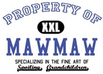 Property of MawMaw