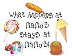 What Happens at Mamo's...
