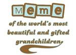 Meme of Gifted Grandchildren