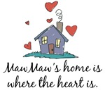 MawMaw's Home is Where the Heart Is