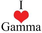 I Love (Heart) Gamma