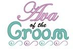 Ava of the Groom