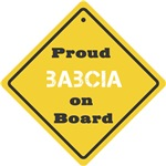 Proud Babcia on Board