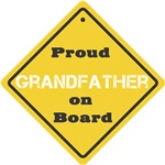 Proud Grandfather on Board