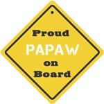 Proud Papaw on Board