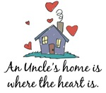 An Uncle's Home is Where the Heart Is