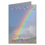 ...Rainbows...