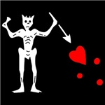 Jolly Roger - Blackbeard