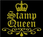 Stamp Queen Gold