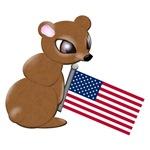 Patriot Bear T-Shirts & Gifts!