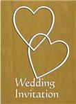 Matching Wedding & Engagement Invitations & Thank