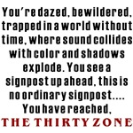The Thirty Zone, Hilarious 30th Birthday Gifts!