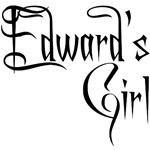 Edward's Girl Official Twilight T-Shirts!