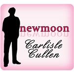 New Moon Carlisle Cullen T-Shirts!