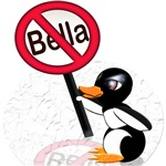 Ban Bella Save the Penguins Twilight T-Shirts!