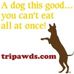 tripawds humorous t-shirt design