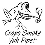 crapo smoke yuh pipe