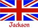 Jackson British Flag