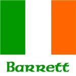Barrett Irish Flag