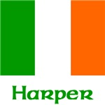 Harper Irish Flag