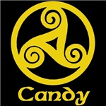 Candy Celtic Knot (Gold)