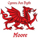 Moore Welsh Dragon