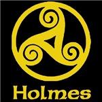 Holmes Celtic Knot (Gold)