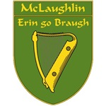 McLaughlin 1798 Harp Shield