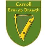 Carroll 1798 Harp Shield