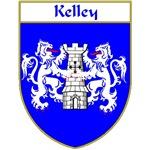 Kelley Coat of Arms