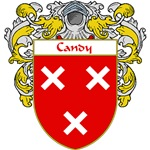 Candy Coat of Arms (Mantled)