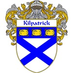 Kilpatrick Coat of Arms (Mantled)