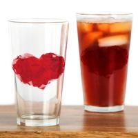 Drink Glass with Print