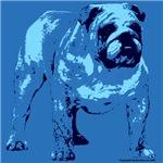 Blue Tone Bulldog