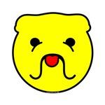 Bulldog Smiley