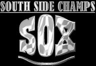 South Side Champs SOX
