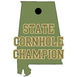 Alabama State Cornhole Champion