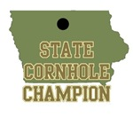 Iowa State Cornhole Champion