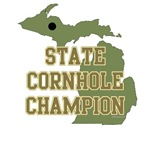 Michigan State Cornhole Champion