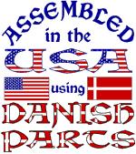 USA / Danish Parts