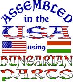 USA/Hungarian Parts