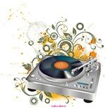DJ Vinyl Turntable 2