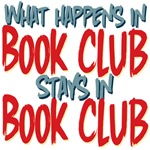 What Happens In Book Club Tees Gifts