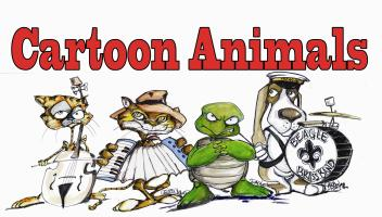 animal cartoons
