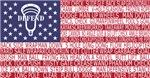 Lacrosse Defense Flag