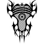 Lacrosse Tribal Head 20XX