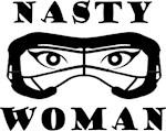 Lacrosse Nasty Woman