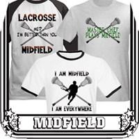 Lacrosse Midfield