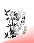 Butterflies n Bamboo